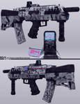 N3r-V CQ Combat Rifle
