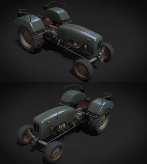 Custom KL2 Diesel