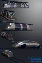Transportation prototypes by betasector