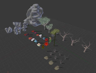 Nature stuff by betasector