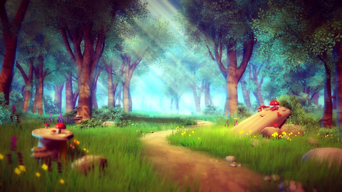 Dreamscapes - Scene 03