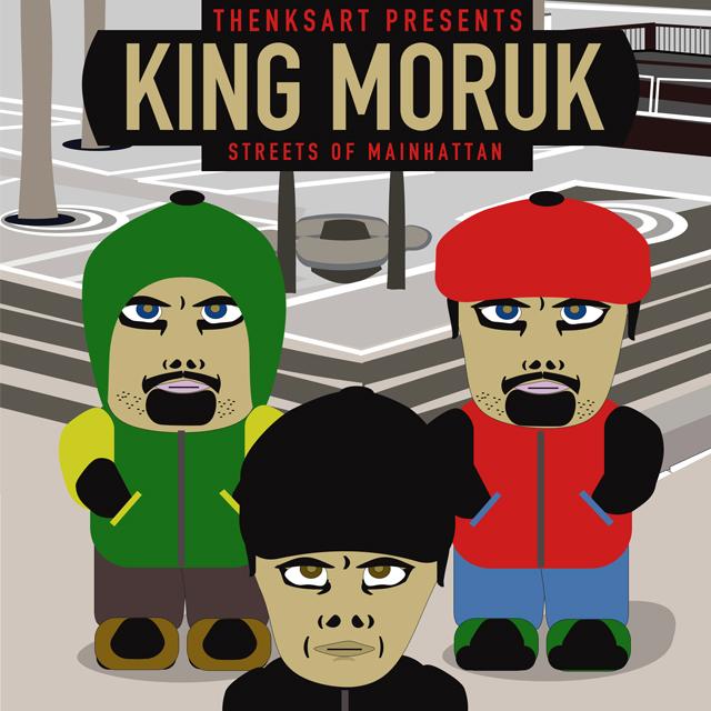 Kingmoruk by Thenksart