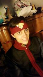 Cosplay Work in Progress: Avatar Aang II