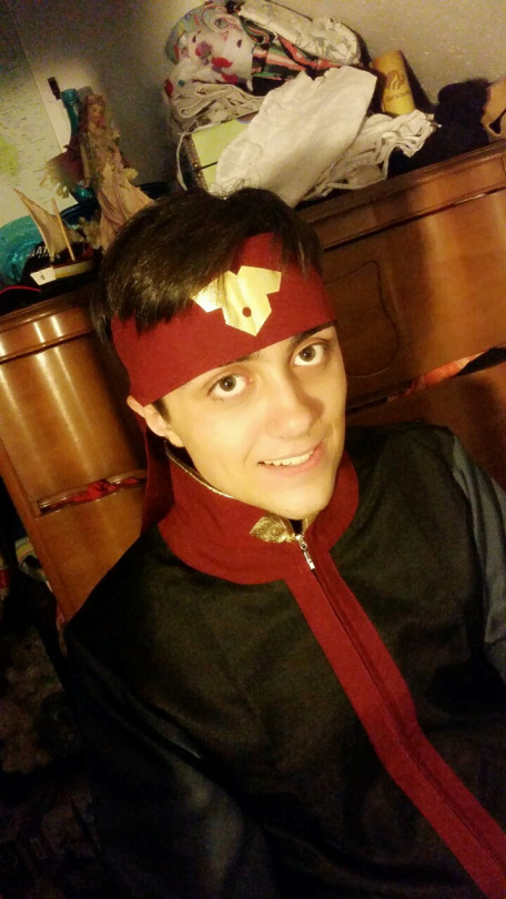 Cosplay Work in Progress: Avatar Aang II by SuperSonic096