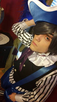 Black Butler: Undignified Outfit