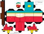Cartman Cubee
