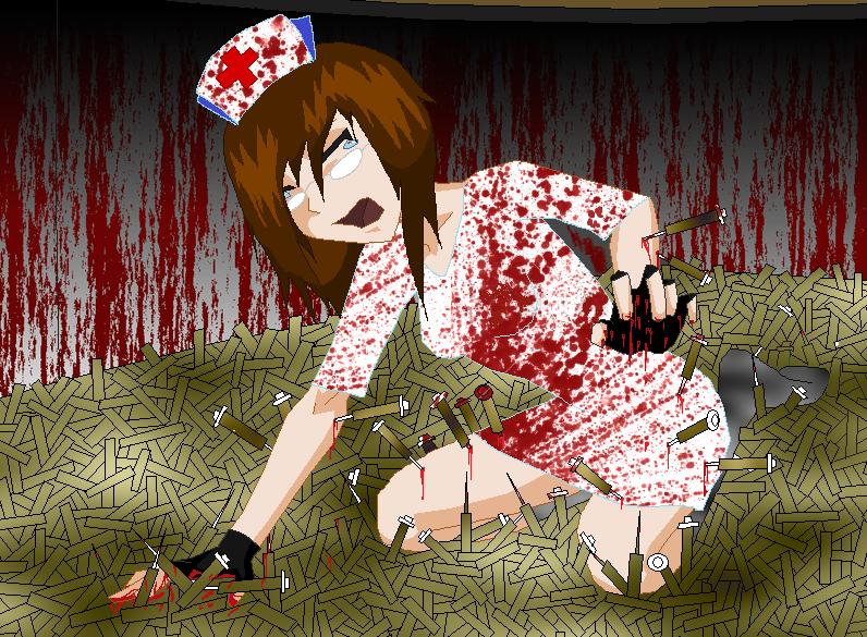 Nurse Sam pt2 by sam-the-vampire