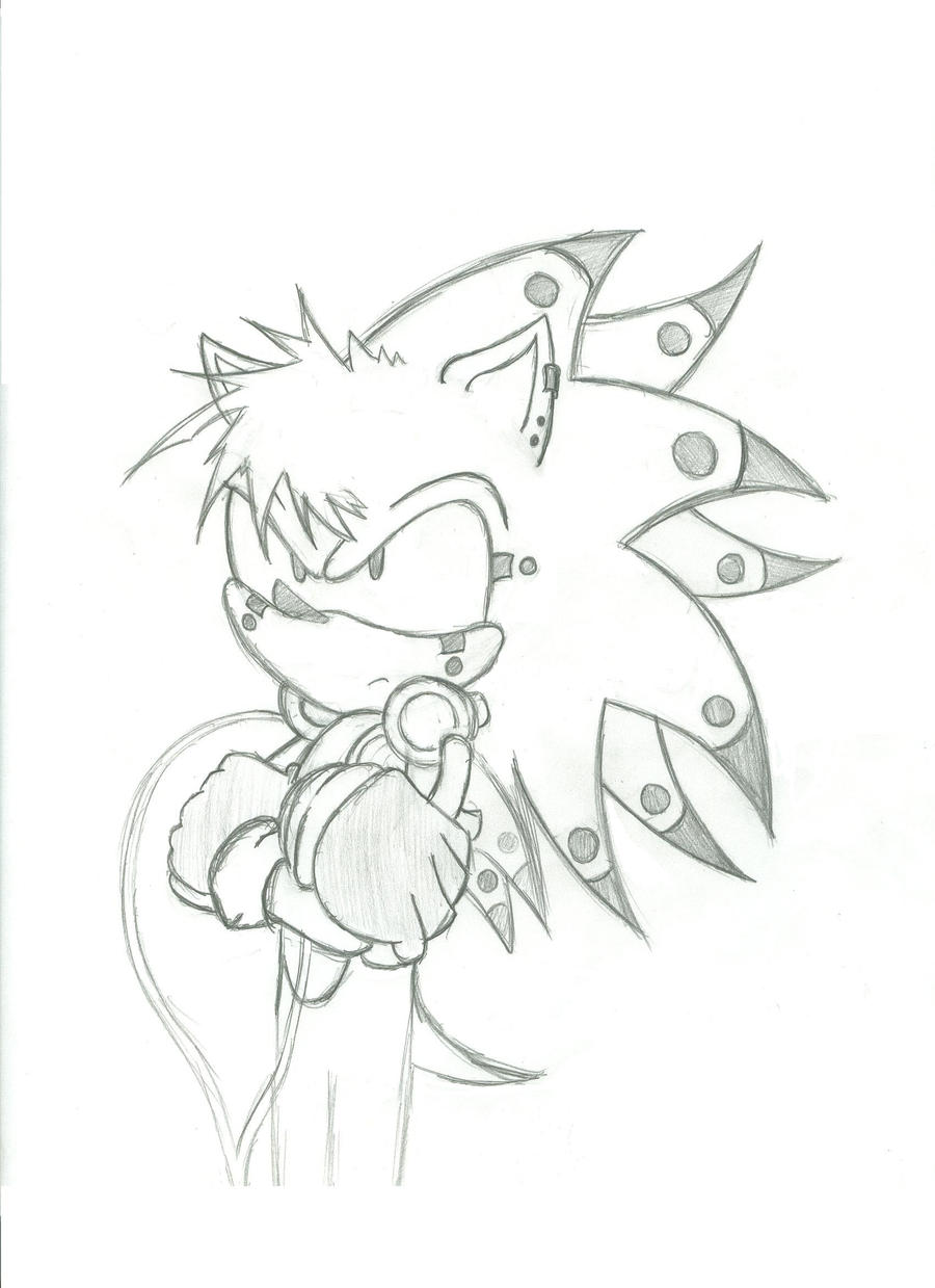 Seith the Hedgehog by Michiko559