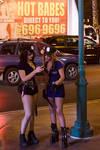 Vegas Girls by Charlottenburg