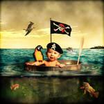 Little Pirate by PROJ3KT-US