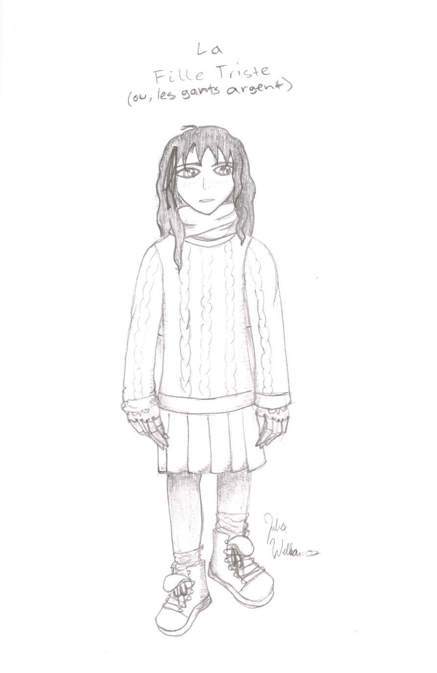 La fille triste by bijoux01 on deviantart - Image manga fille triste ...