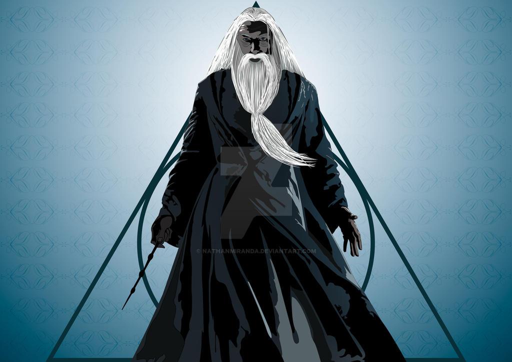 Albus Dumbledore Vector By Nathanmiranda On Deviantart