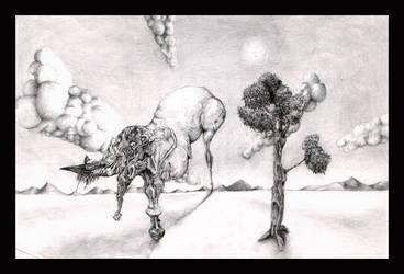 Elephant 2 by Ofijo