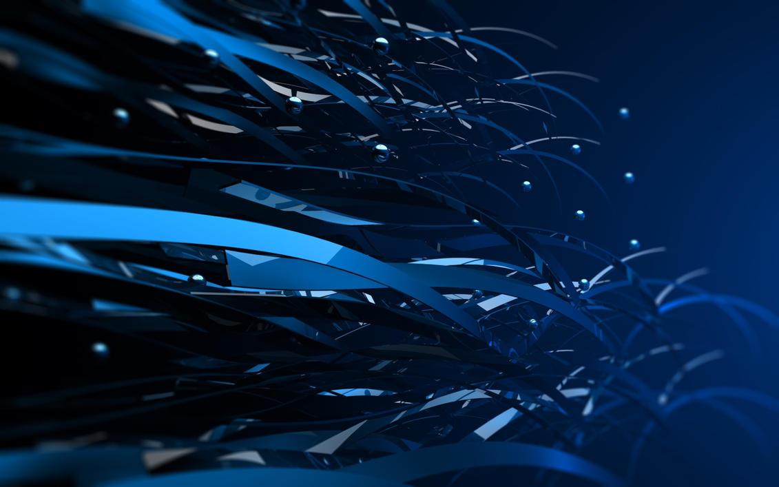 Dream Blue by Steven-Becker