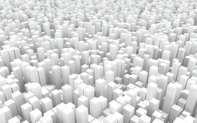 Mini Cubes by Steven-Becker