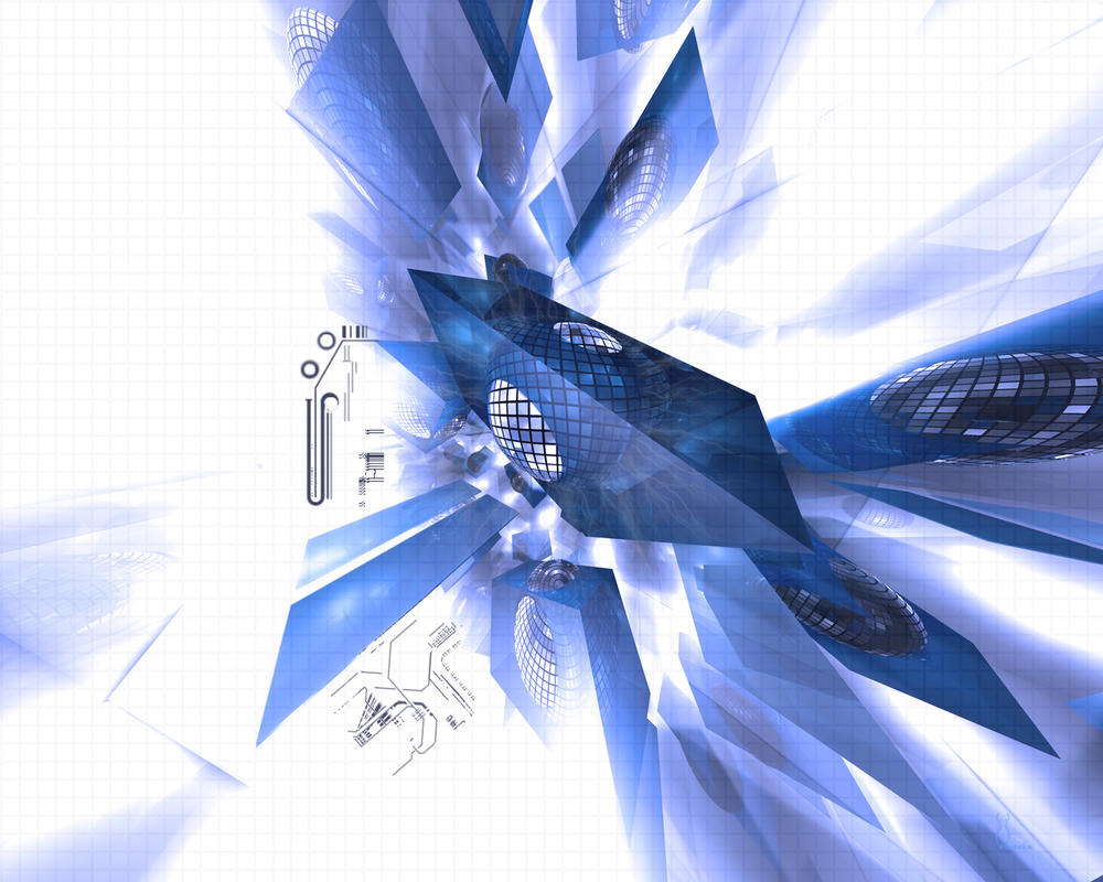 Indy blue by Steven-Becker