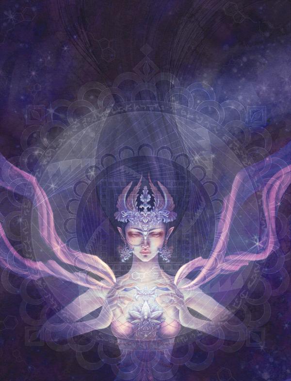 Sacred Geometry by Bo-Po-Mo-Fo