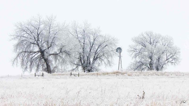 Cold Front Range Morning by Erael71