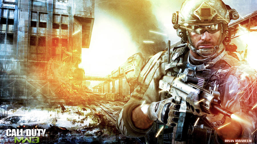 Call of Duty : Modern Warfare 3 by ihsanway
