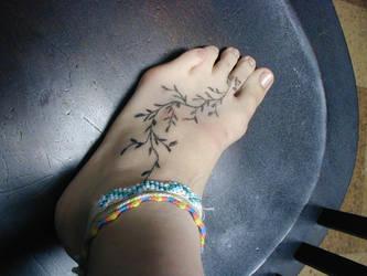foot by elfygp