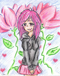 Request #14 - Kanami by Leonorie