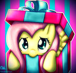 Commission: Flutters in a Box