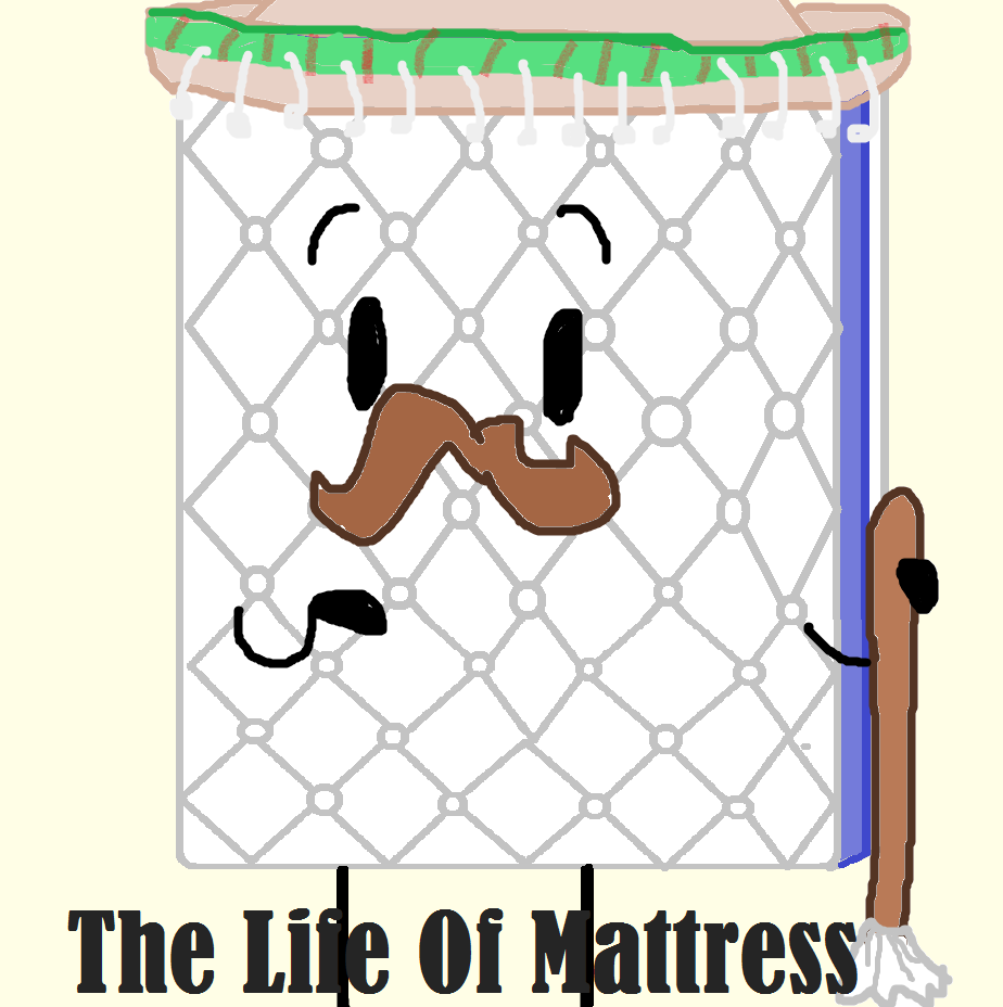 The life of mattress by k1ng kr3b on deviantart for Average lifespan of a mattress