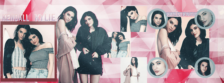 Kendall And Kylie by demiyeliz77