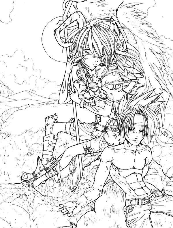 luke and alex by Daishokin