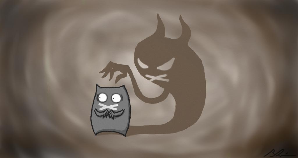 Demons: Fear by Quinn21C