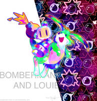 Bombi and Louie by MissNeens