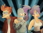 Futurama Crew