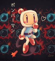 The one and only Bomberman by MissNeens