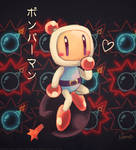 The one and only Bomberman