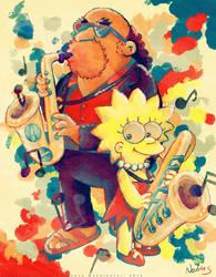 Jazzman by MissNeens