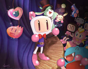 Bomberman: Thank you and Goodnight