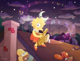 The Simpsons: Lisa's Jazz Night