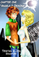 Heroes Volume 5 by chemicalorange