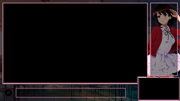 Megumi kato Osu! Overlay