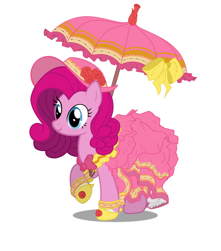 Pinkie Pie by ErikaDaniel98