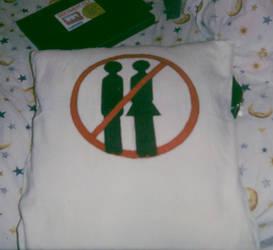 Sobre's Pillow by sobre-love