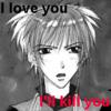 I love you, I'll Kill You by sobre-love
