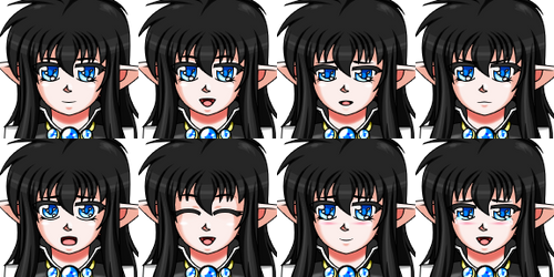 Re: FACESET - Renmia Alexia by ZanZanryu