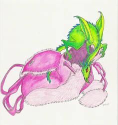 dragons go to school... by srulia-nialo