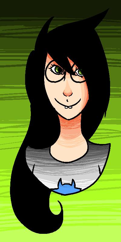 Semi-serious (Jade Harley) by JannieNeko