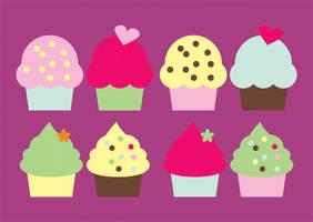 muffins_byTine1983 by Tine1983