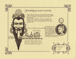 Devillish Sweet and Cake Maker by lindseycarr