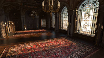 Real Baroque by Pret-A-3D
