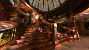 RealGel with Grand Staircase