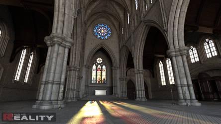 Jack's 'Sacrament' by Pret-A-3D